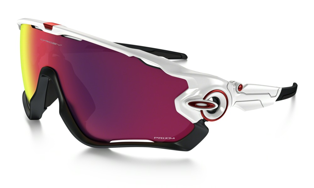 OAKLEY Jawbreaker (polished white / Prizm Road) - 0