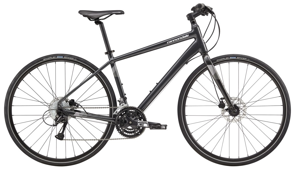 cannondale Quick 5 DISC - 0