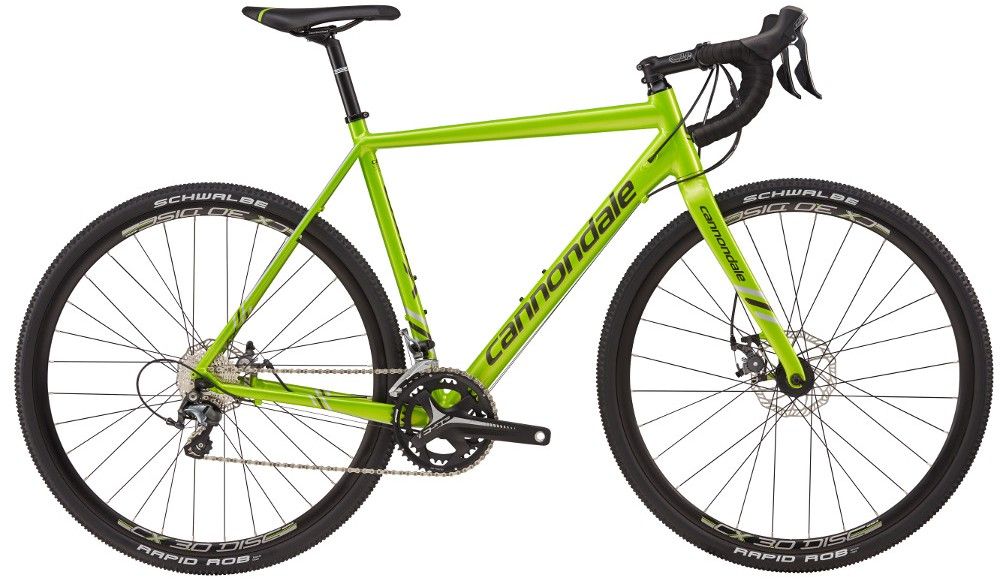 cannondale CAADX TIAGRA - 0