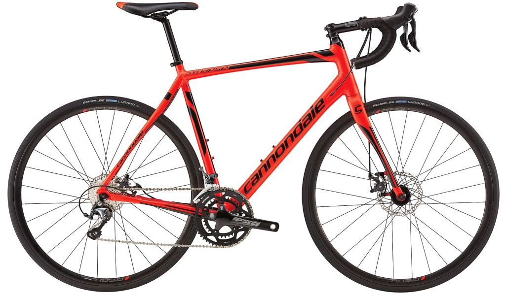 cannondale SYNAPSE TIAGRA DISC - 0