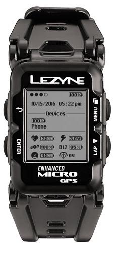 LEZYNE MICRO GPS WATCH - 0