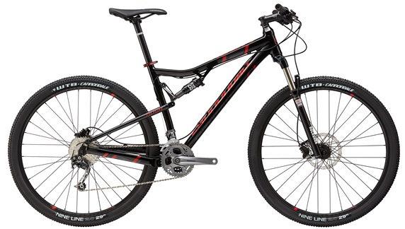 cannondale RUSH 29 3 - 0
