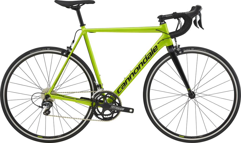 cannondale CAAD12 TIAGRA AGR 2018 - 0