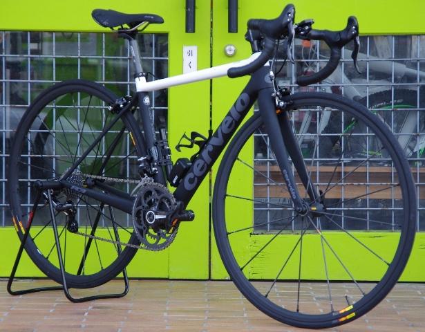 My Bikes vol.070 cervélo R3