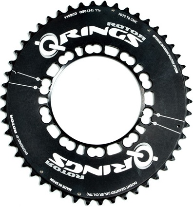 ROTOR Q-RINGS OUTER AERO