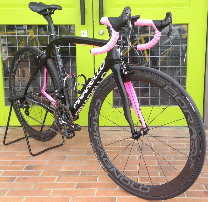 My Bikes vol.016-02 DOGMA 65.1 THINK2 Giro d'Italia