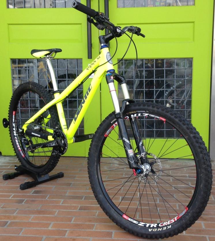 My Bikes vol.011 iDENTITi KRISIS SL