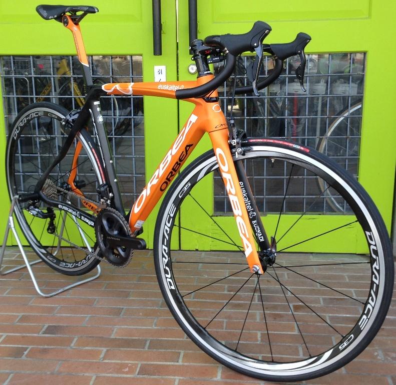 My Bikes vol.025 ORBEA ORCA OMR Di2