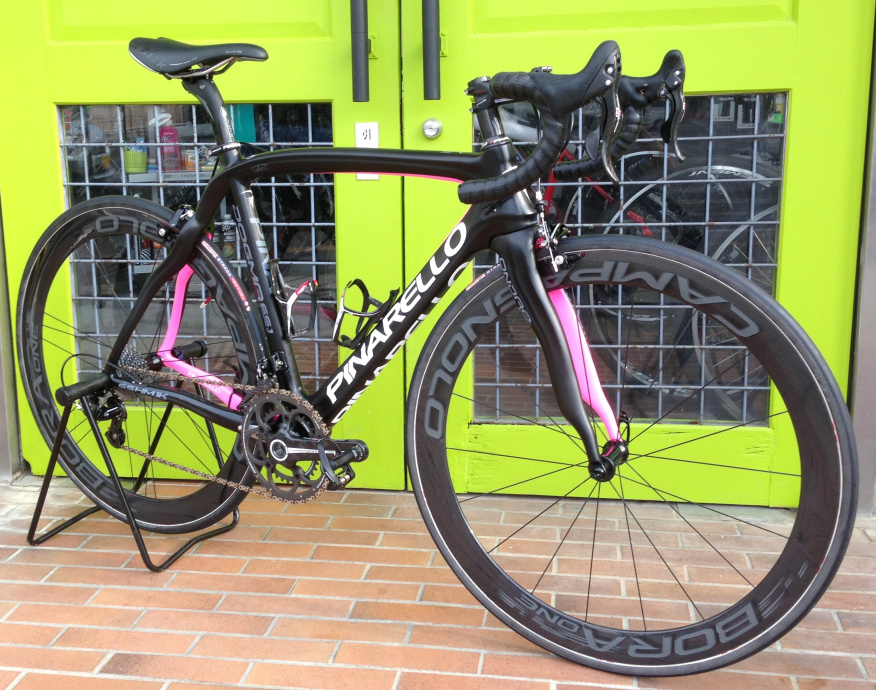 My Bikes vol.016 DOGMA 65.1 THINK2 Giro d'Italia