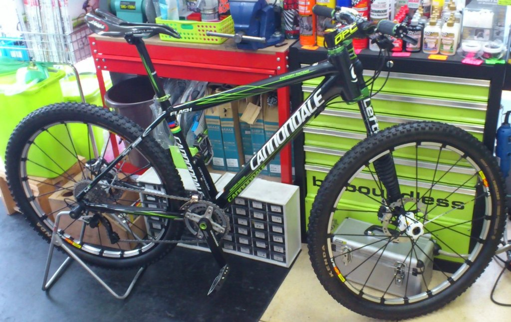 My Bikes Vol.008 cannondale FLASH Carbon