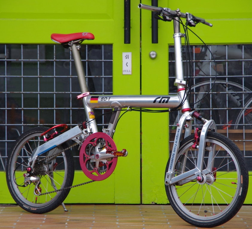 My Bikes Vol.003 r&m BD-1