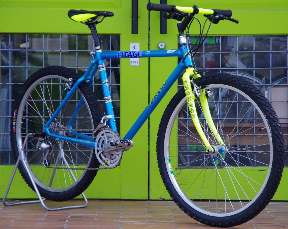 My Bikes vol.094 3RENSHO SR LITAGE