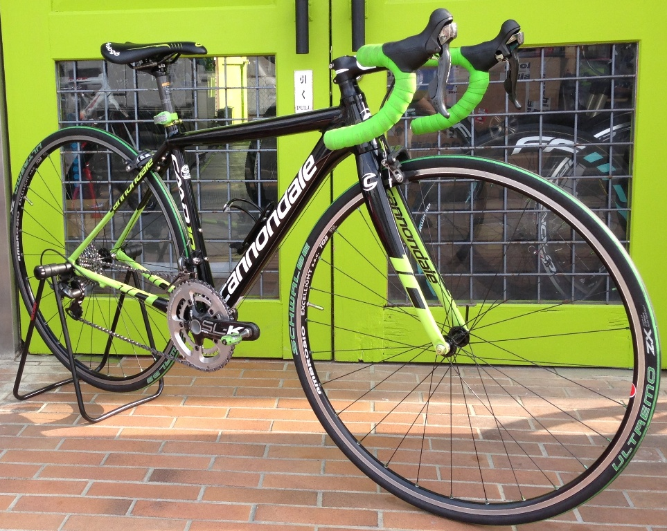My Bikes Vol.009 cannondale CAAD10 DuraAce7900