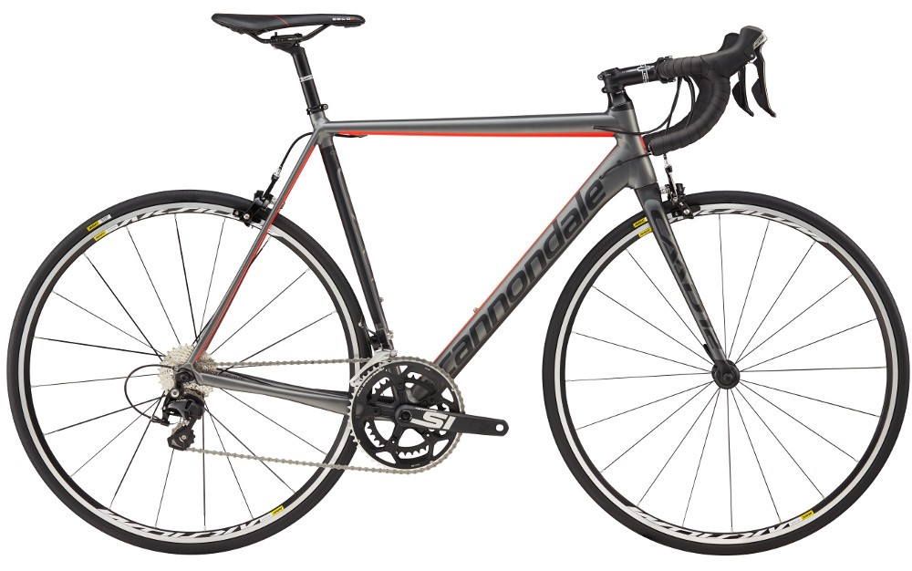 cannondale CAAD12 105 BQR 2017
