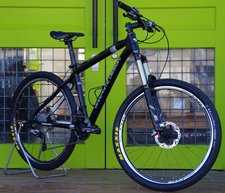 My Bikes vol.035 GDR DOKKE XC