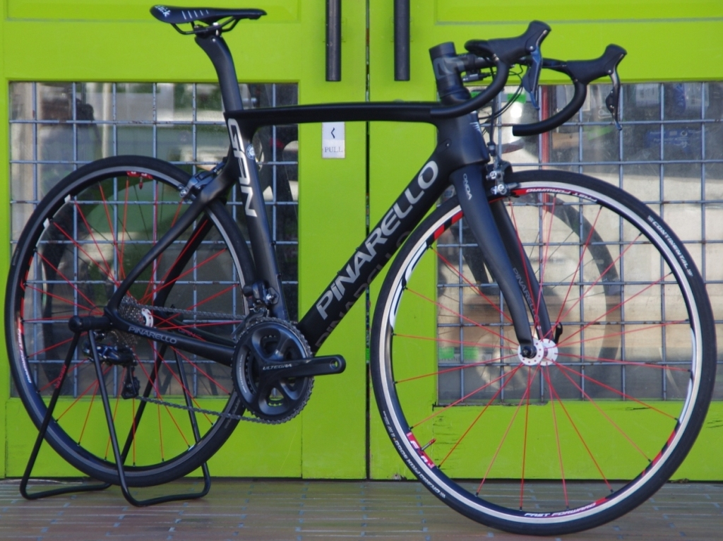 My Bikes vol.100 PINARELLO GAN S 6870 Di2
