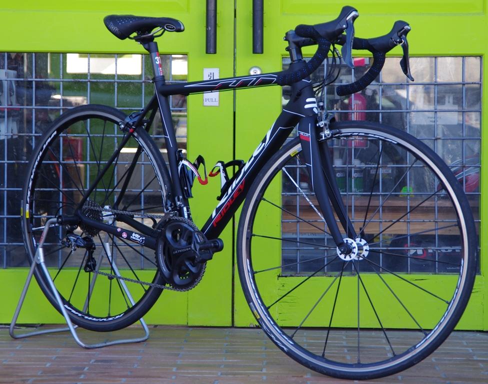 My Bikes vol.039 RIDLEY HELIUM 6800
