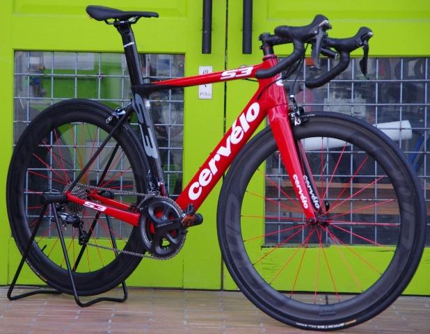 My Bikes Vol.076 cervélo S3
