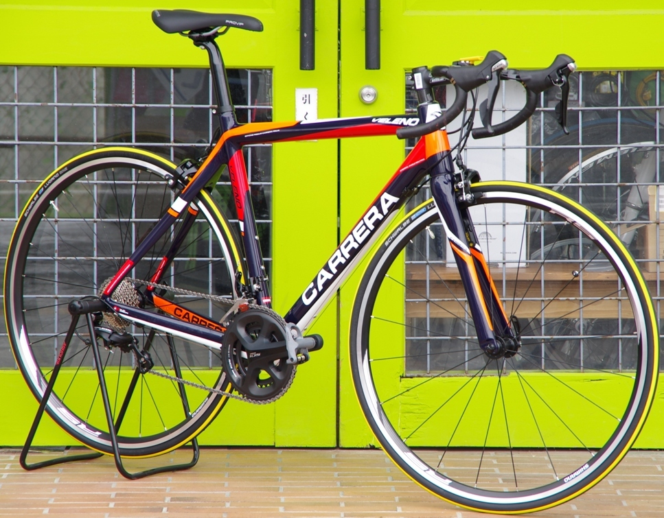My Bikes vol.034 CARRERA VELENO 105
