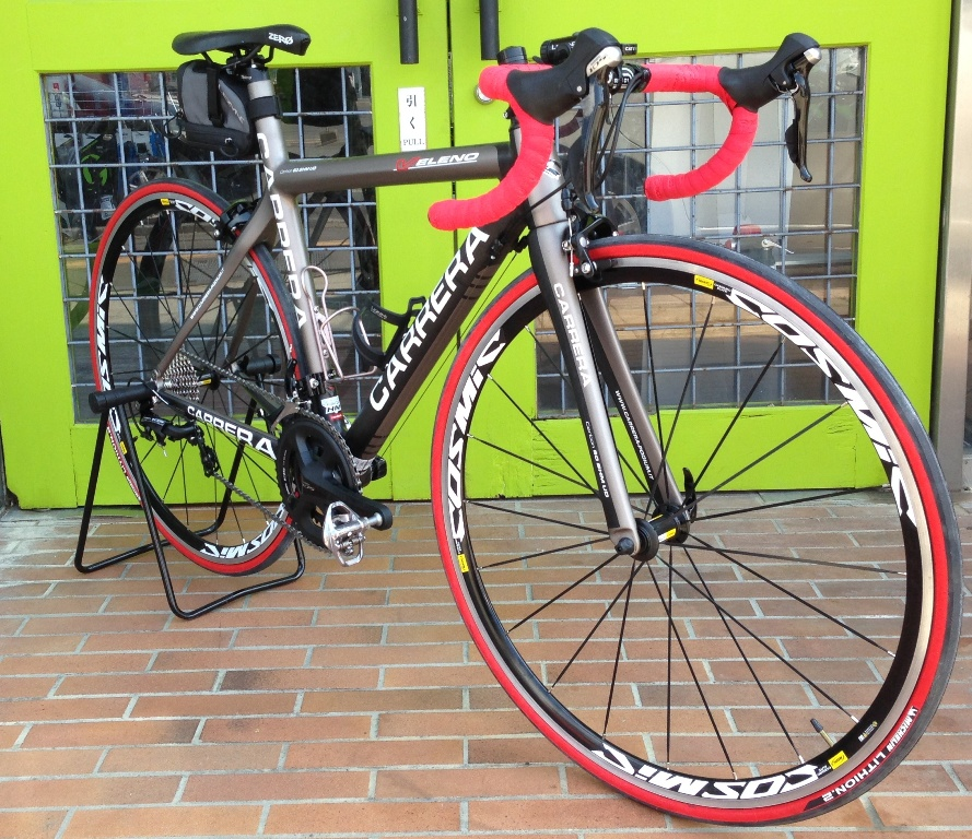 My Bikes vol.032 CARRERA VELENO 105
