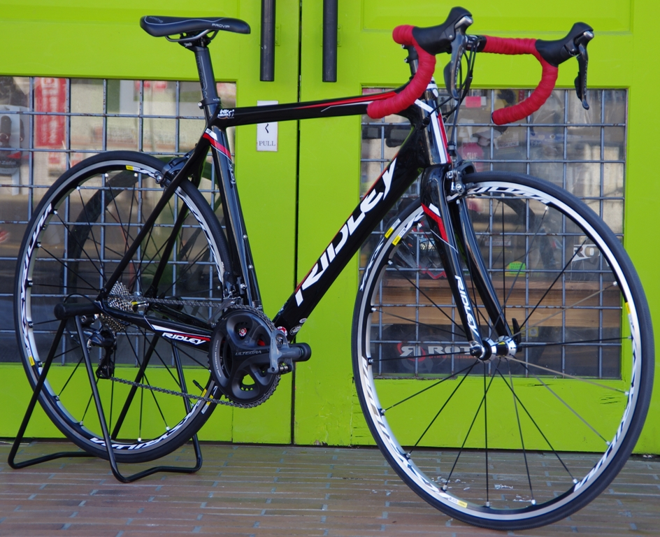 My Bikes vol.043 RIDLEY FENIX 6800