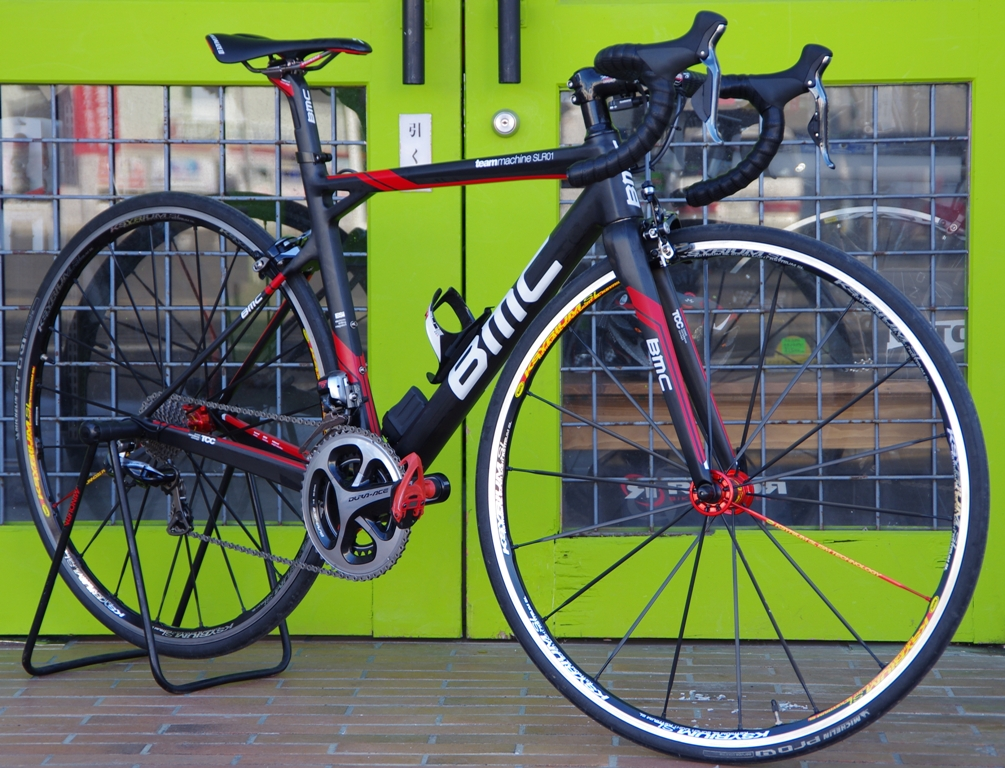 My Bikes vol.042 BMC SLR 01 9070 Di2