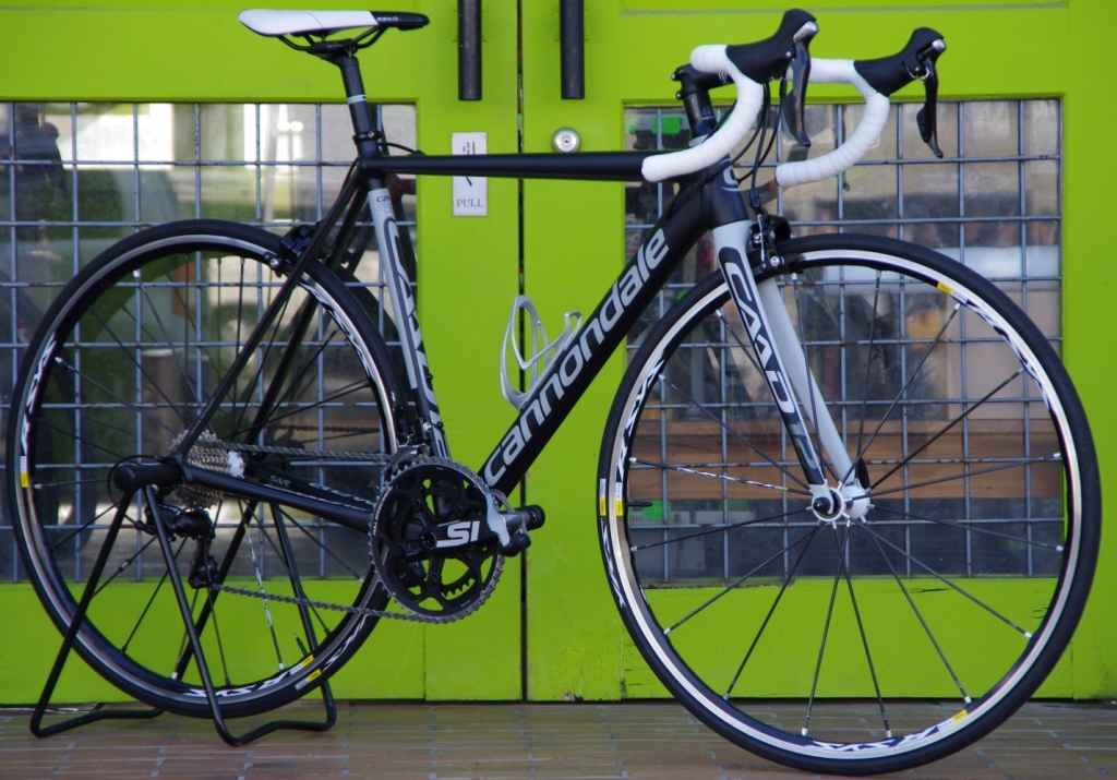 My Bikes vol.102 cannondale CAAD12