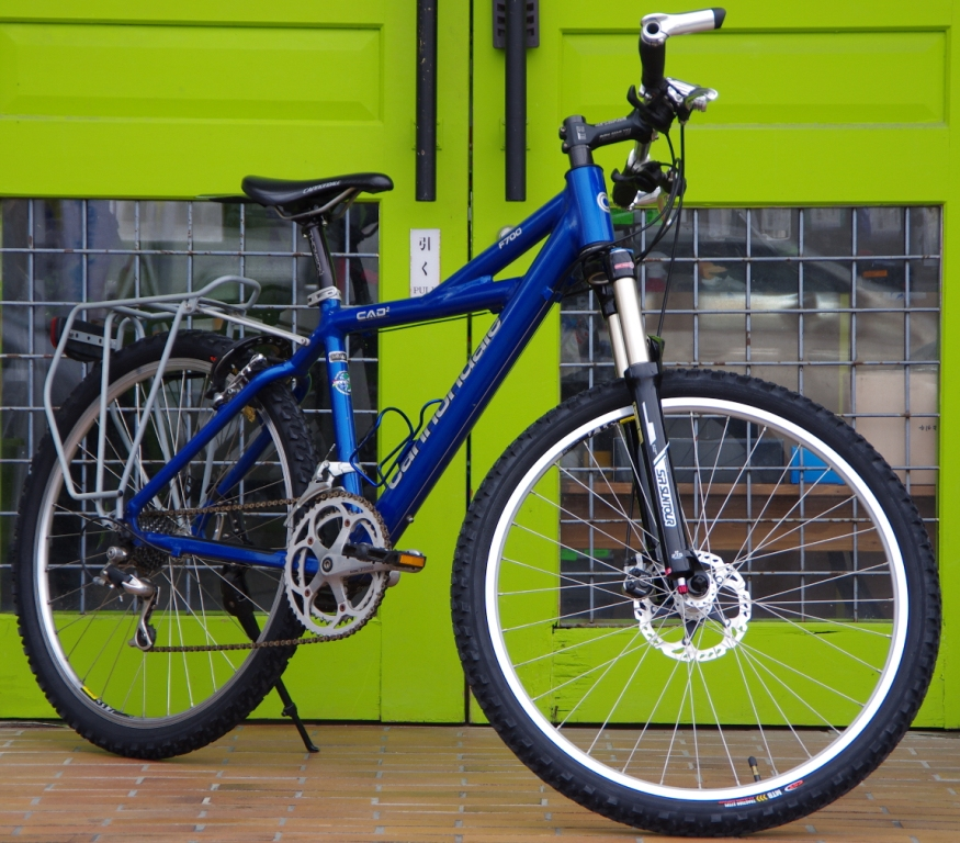 My Bikes Vol.007-2 cannondale F700