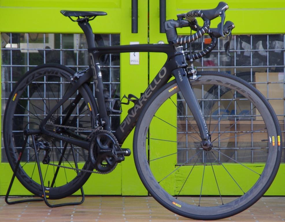 My Bikes vol.103 PINARELLO GAN RS 6800