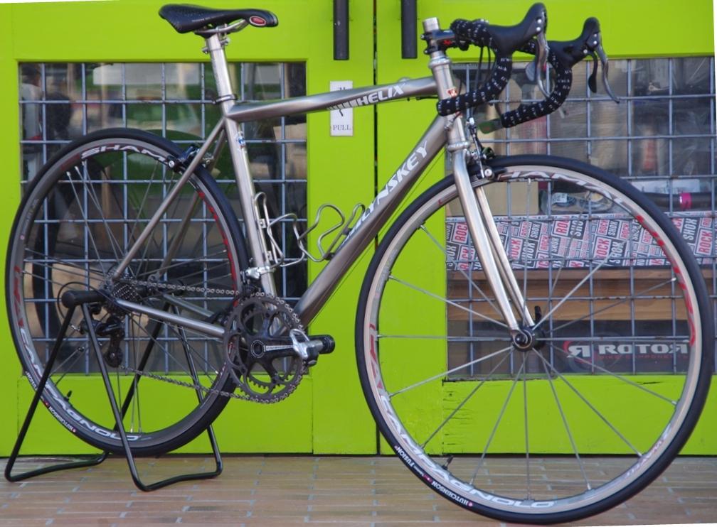 My Bikes vol.044 LYNSLEY HELIX