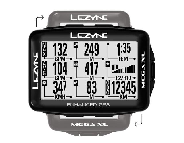 LEZYNE MEGA XL GPS - 1