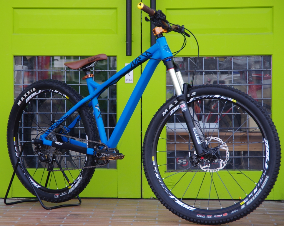 My Bikes vol.045 commencal META HT