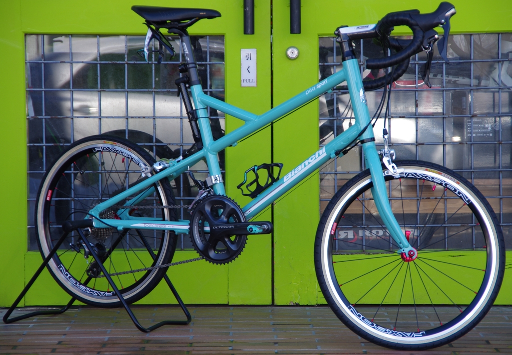 My Bikes vol.046 Bianchi PISA SPORTS DROP