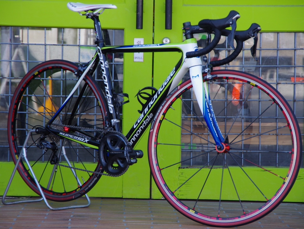 My Bikes vol.105 cannondale Supersix Hi-mod Team