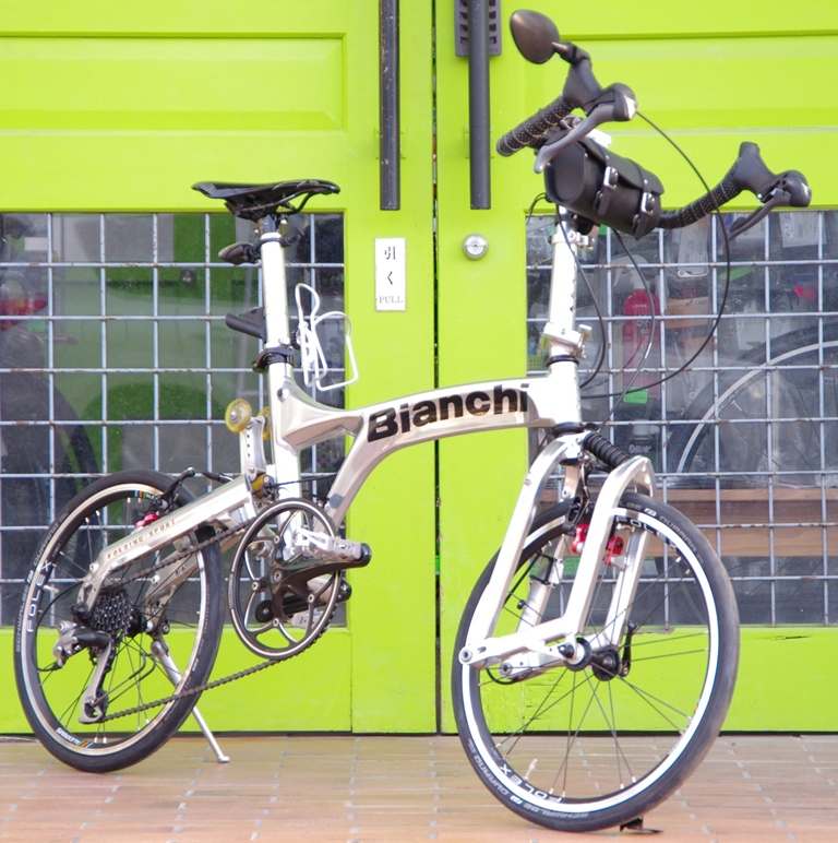 My Bikes vol.107 Bianchi FRETTA
