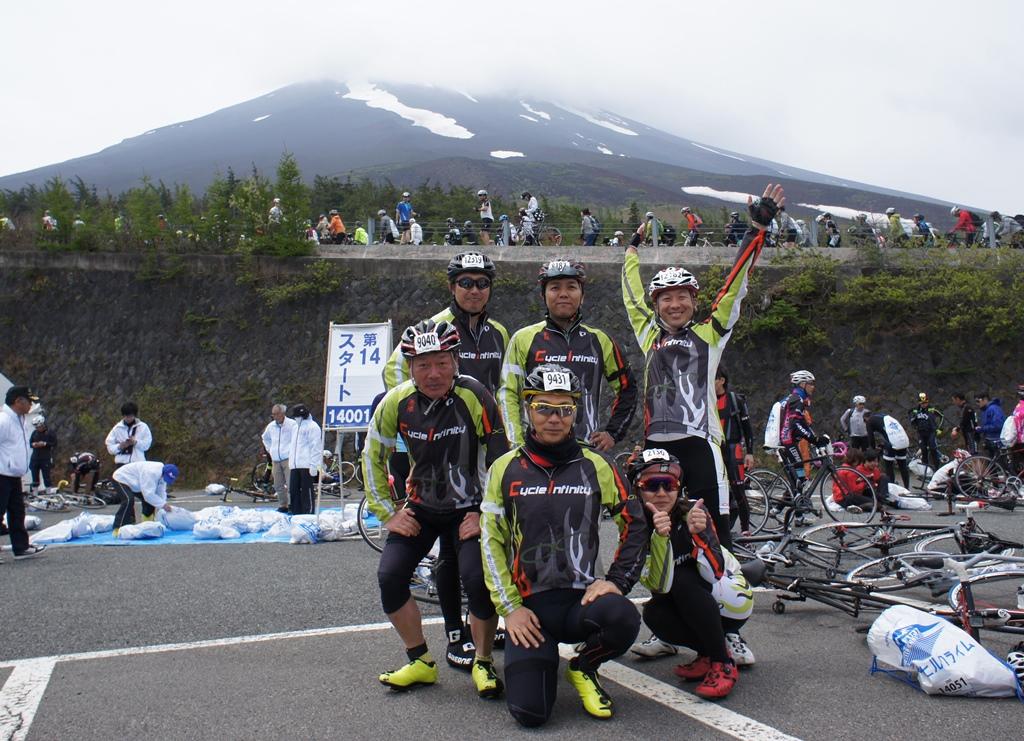Mt.富士ヒルクライム 2017 レポート