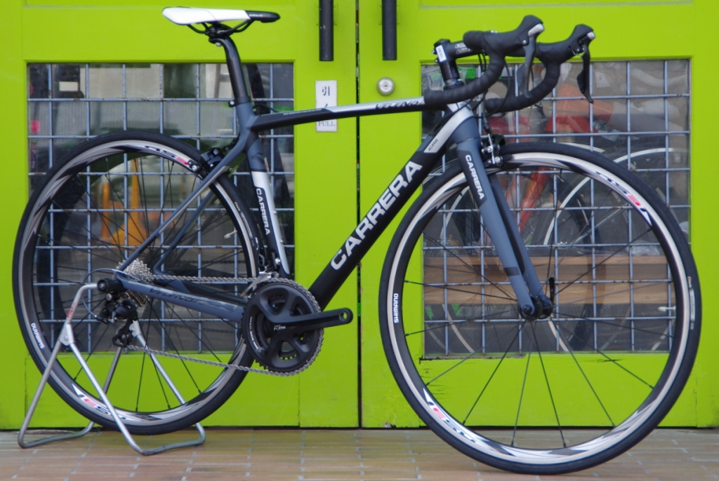 My Bikes vol.109 CARRERA VELENO TS 105