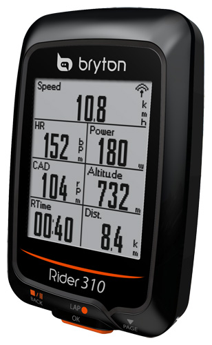 Bryton Rider 410 (レンタル)