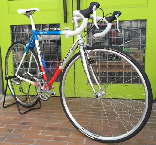 My Bikes Vol.083 BASSO GAP1977
