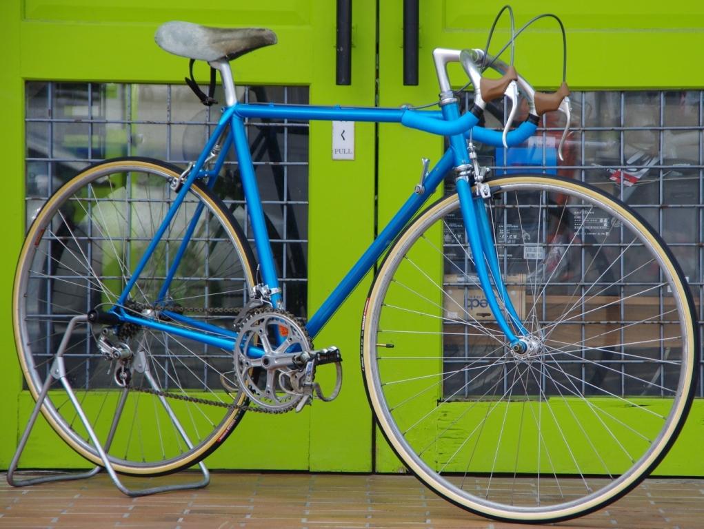 My Bikes vol.090 クロモリロード