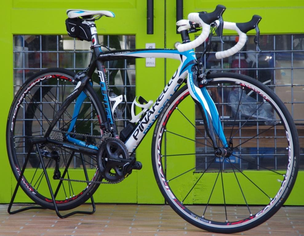 My Bikes vol.066 PINARELLO FP QUATTRO Di2