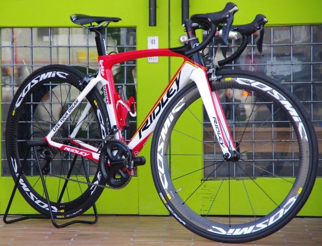 My Bikes vol.075 RIDLEY NOAH 6800