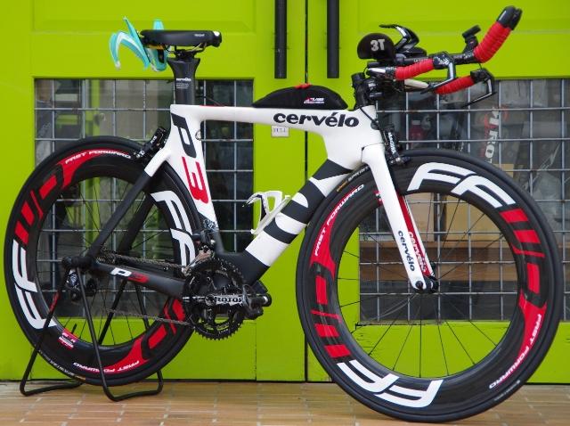 My Bikes Vol.088 cervélo P3