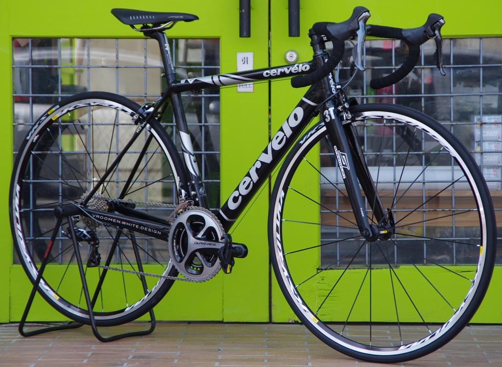 My Bikes vol.061 cervélo R3 Dura-Ace 9000