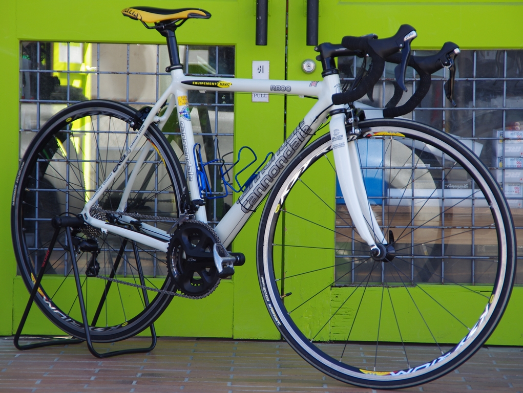My Bikes vol.058 cannondale R800 105 5800