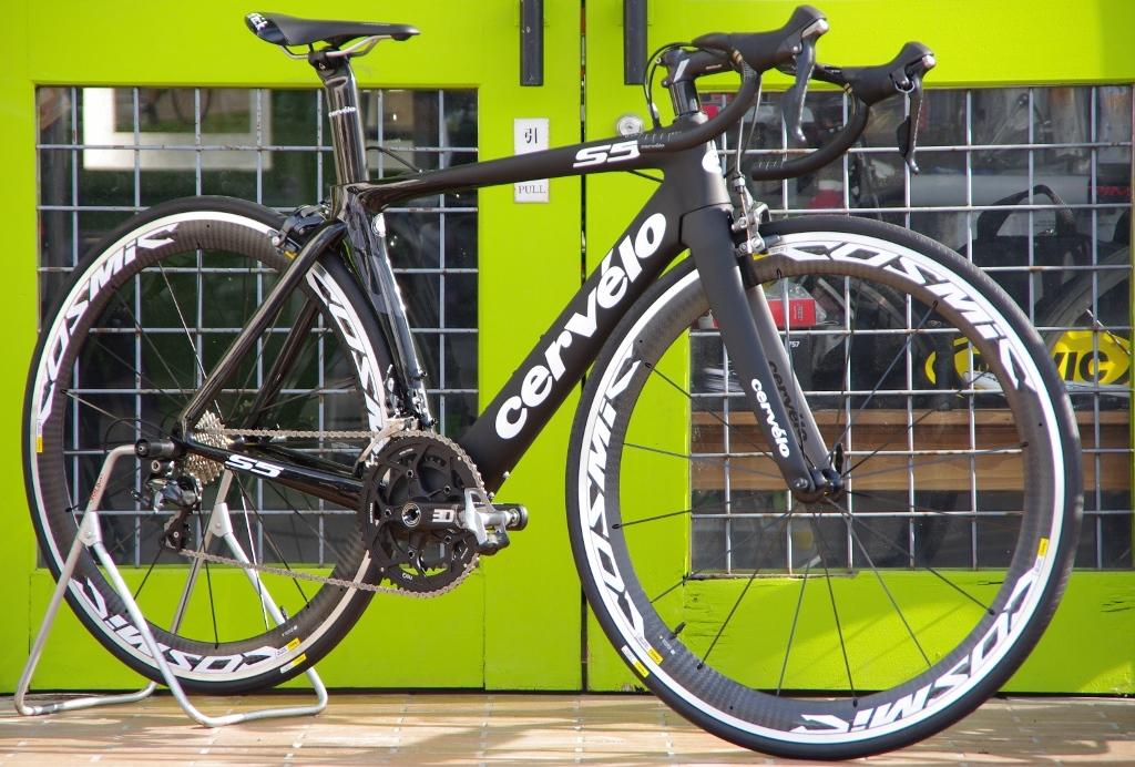 My Bikes vol.063 cervélo S5 6800