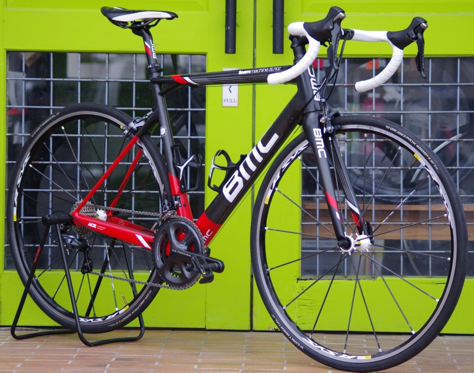 My Bikes vol.062 BMC SLR02 6800