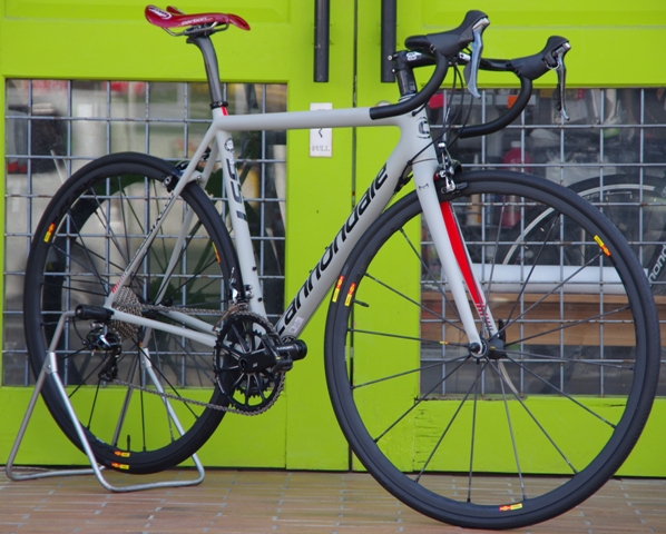My Bikes vol.072 cannondale  SuperSix Evo Hi-MOD