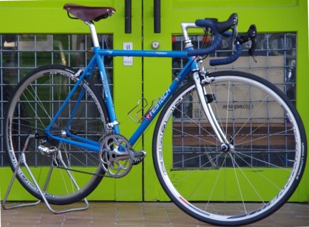 My Bikes Vol.082 TESTACH Tense×ATHENA