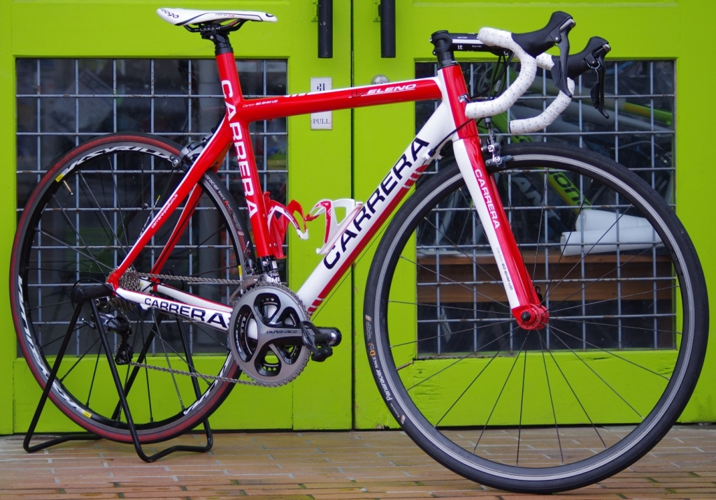 My Bikes vol.064 CARRERA VELENO 6800